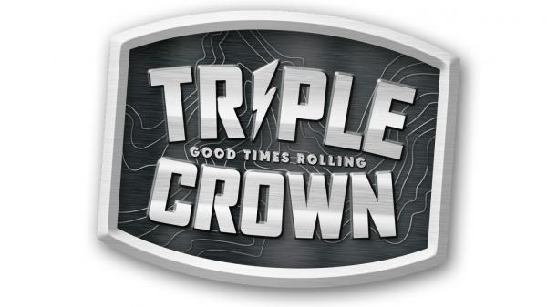 TripleCrown Buckle logo3